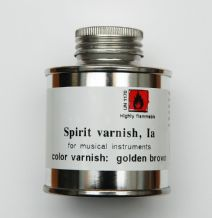 Spirit Varnish - Colour